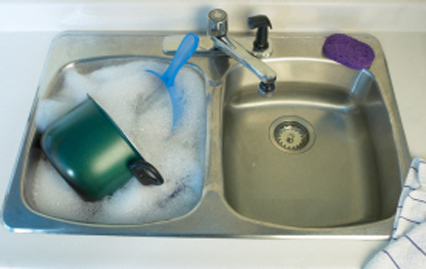We find a lot of problems with pipes and plumbing fixtures installed or repaired by amateurs
